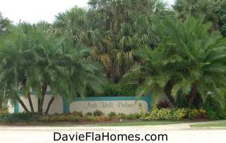 Nob Hill Palms in Davie Florida